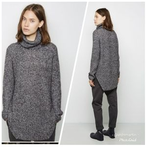 """Hope"""" Philly"""" Mohair Blend Turtleneck Sweater"""